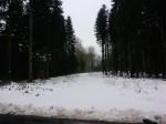 le colporteur présente: les Vosges saônoises, retour de concert sous la neige (5)