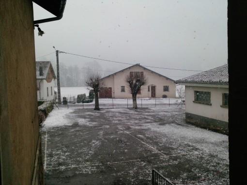 le colporteur présente: les mille étangs sous la neige. (7)